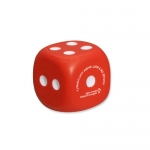 Dice Shape Stress Ball