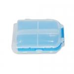 摺叠8格药盒