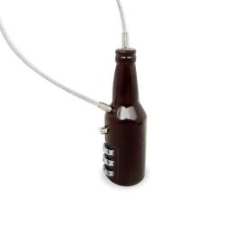 啤酒瓶密碼鎖