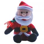 Recording Santa Claus
