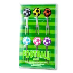 足球派對小食叉