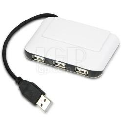 幻彩鐘USB集線器