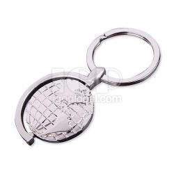 地球儀鑰匙扣
