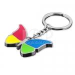 蝴蝶鑰匙扣