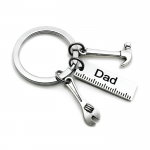 Tools Keychain Father's Day Gift