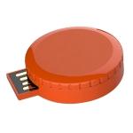 圓形360°旋轉USB