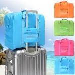 尼龍防水大容量摺疊旅行袋