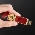 中秋金屬中國風USB