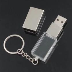 鑰匙扣水晶USB