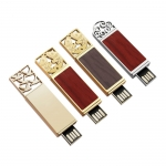 Mid-Autumn metal Chinese style USB