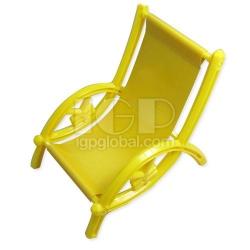 躺椅手機座