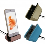 Mobile phone charging holder-multi ports for choice