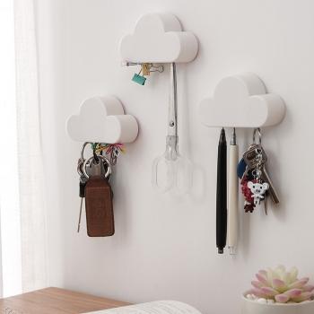 雲朵鑰匙磁石吸