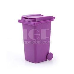 垃圾桶形收納盒