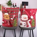 聖誕節麻布座椅套