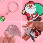 聖誕鑰匙扣掛件