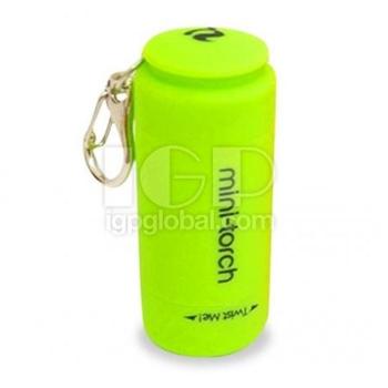 Mini PVC USB Flash Light