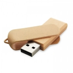 Eco-friendly paper USB
