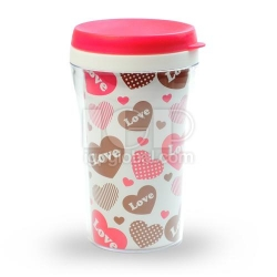 Mini Advertisement Cup