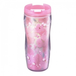 Pink Cherry Coffee Cup