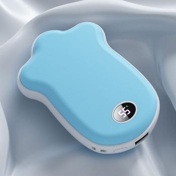 迷你USB貓爪暖手寶
