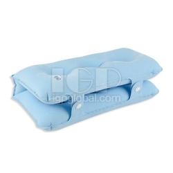 充氣摺疊座墊