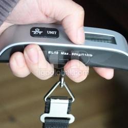 便攜式LED電子行李秤