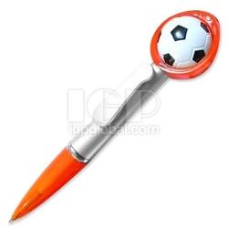 足球廣告筆
