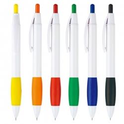 按動油墨原子筆