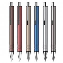 鋁桿中性廣告筆-銀色