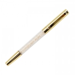 Creative metal & crystal roller pen