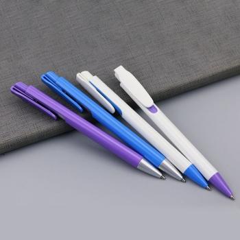 大筆夾廣告筆可印二維碼