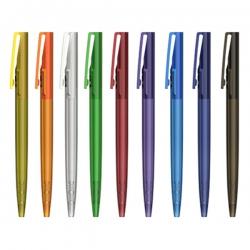 透明彩桿廣告筆