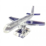 Plane Model Crystal Stand
