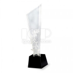 Creative Crystal Star Trophy