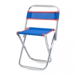 Portable Stainless Steel Folding Chair