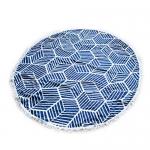 圆形休闲野餐垫