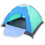 雙門露營帳篷
