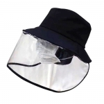 Antiepidemic isolated bucket hat