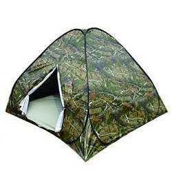 迷彩露營帳篷