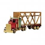 木質集裝箱卡車紅酒架