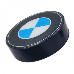 滴膠圓形移動電源