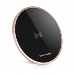 Aluminium alloy light wireless charger