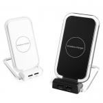 Acrylic stand wireless charger