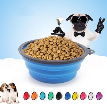 寵物折疊碗
