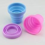 矽膠摺疊杯