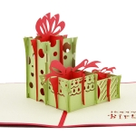 3D Box Greeting Card