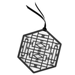 窗花書籤-燈籠錦