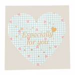 Romantic Heart Greeting card
