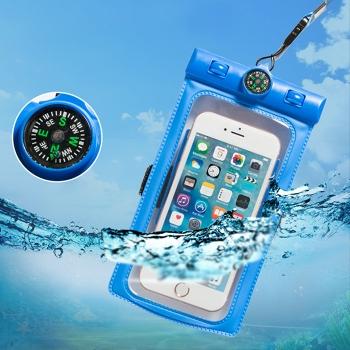 指南針手機防水袋